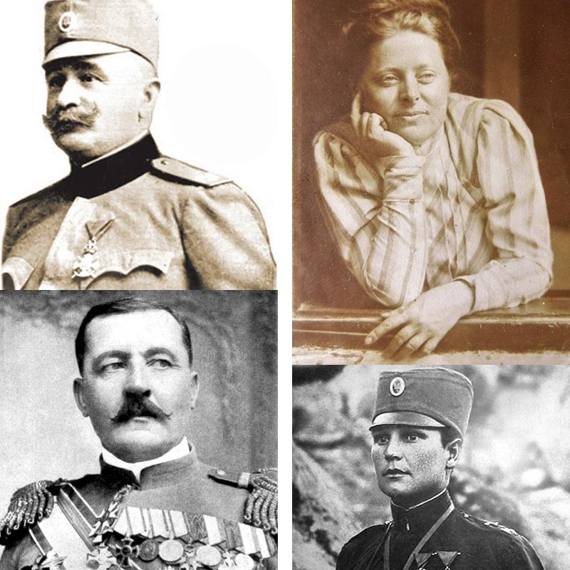 Milunka Savic Srpsku heroj