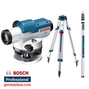 Bosch GOL26D Nivelir sa stativom i letvom