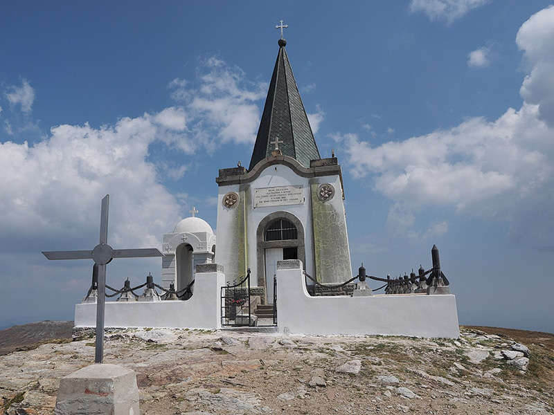 Svetinje Kajmakcalana i solunskog fronta