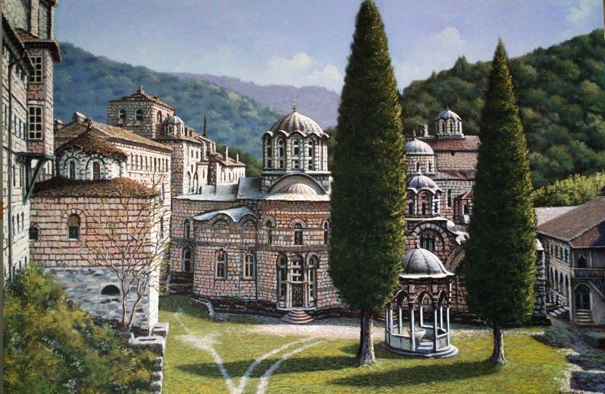 Manastir Hilandar - Sveta Gora
