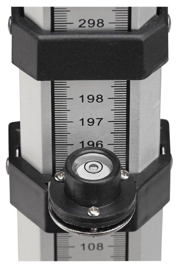 Karakteristike letve: Oznaka letve: TN20 Materijal: Aluminijumski Merne jedinice: E-podela/mm/cm Sekcije: 5 Dužina: 7m Tezina 1,9kg Plaćanje preko računa Preuzimanje ili isporuka kuriskom